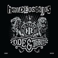 "DE HEIDEROOSJES ""ODE & TRIBUTE"" 2 CD NEU"