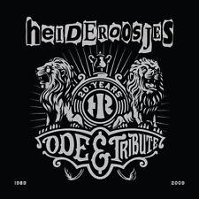 """DE HEIDEROOSJES """"ODE & TRIBUTE"""" 2 CD NEU"""