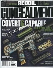 RECOIL Concealment #22   2021  Covert & Capable