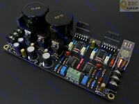 Assembled LM3886 Plus amplifier board HIFI (with audio) 68W+68W Pretty sound