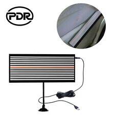 PDR Paintless Car Dent Repair LED Line Board Light Reflector Hail Doctor Tool UK