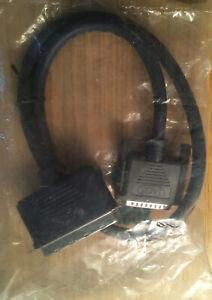 SCSI I D-Sub 25 to 50 Pin Centronics SCSI I Cable 1M