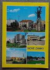 NOVE ZAMKY  SLOVAQUIE MULTIVUES      postcard