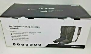Fit King Air Compression Therapy Device Leg Massager
