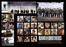 Band of Brothers Montage Poster