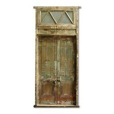 Portes anciennes et serrurerie en fer forgé