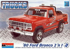 Revell Models 1/24 Ford Bronco 1980 (2 in 1)