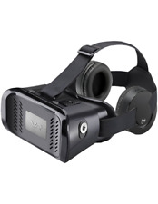 Goji Universal VR 3d Virtual Reality Headset With Detachable Headphones