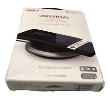 IWALK(R) Universal Wireless Charging Pad Qi Charging Technology ADA007US-001A