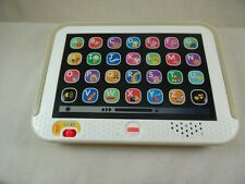 Fisher Price Laugh & Learn Smart Stages Alphabet Computer toy  2014 Mattel