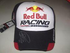Casey Stoner (Australia) signed Red Bull Racing #27 (V8 Supercars) Cap + COA