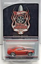Hot Wheels 24th Collectors Convention 2009 Charity Car '69 Ford Mustang #77/2000