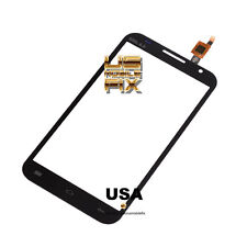 Touch Screen Digitizer Panel  Replace For BLU Neo 5.5 N030L Black