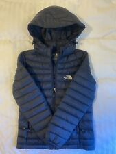 The  North face puffer jacket Blue 700 Down Women Size S