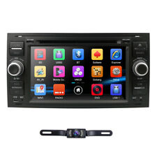 """7""""Touch Screen Car DVD Radio for FORD FOCUS/MONDEO/C-MAX Fusion Navigation GPS H"""
