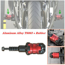 1X Motorcycle Frame Slider Anti Crash Engine Falling Protector Aluminum Alloy