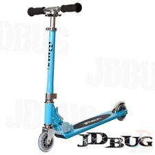 JD Bug Junior MS 100 Push Street Scooter - blue