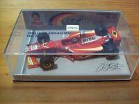 1/43 WILLIAMS MECACHROME 1998 FW20 HEINZ-HARALD FRENTZEN