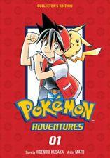 Pokemon Adventures Collector's Edition, Vol. 1 by Mato 9781974709649 | Brand New
