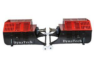 2wd Dyno Hub Dynamometer not rolling road dyno