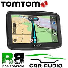 """TomTom START 42 EU 4"""" 3 Months Speed Cameras Car Van GPS Sat Nav Lifetime Maps"""
