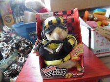 "Gemmy Dancing Hamster Nascar Matt Kenseth #17- ""Born to be wild""  In box"