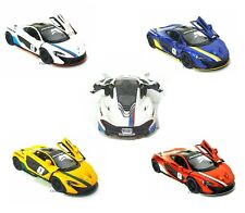 Pull Back And Go Action Sports Mclaren Sports Die Cast Metal Kids Cars Xmas Gift