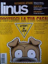LINUS - Rivista fumetti n°11 2005 [G265]