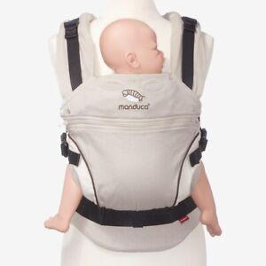 Manduca Baby Carrier - Neutral