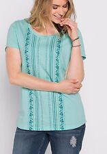 SHEEGO T-Shirt pastellmint. NEU!!! KP 24,99 �'� %25SALE%25