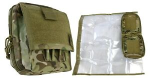 SPECIAL OPS MAP CASE KOMBAT TACTICAL MOLLE WEBBING AIRSOFT PAINTBALL BTP POUCH