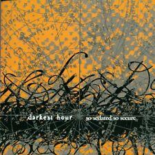 Darkest Hour-così sedata, così Secure CD NUOVO