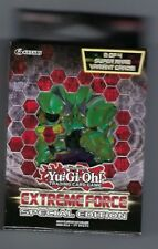 Yugioh EXTREME FORCE SPECIAL EDITION SINGLE MINI BOOSTER BOX ENGLISH SE