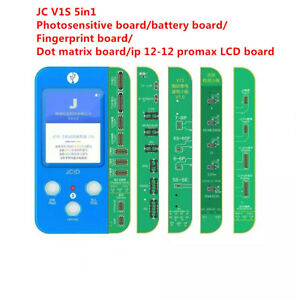 JC V1S Dot Projector Board for iphone Face ID Not Available for iphone X-12 lot