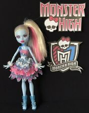 ABBEY BOMINABLE DOT DEAD GORGEOUS DOLL - MONSTER HIGH, 2012