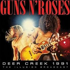 Guns N Roses Deer Creek 1991 The Illusion Broadcast 2cd Set