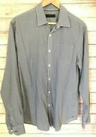 COUNTRY ROAD Men's Button Front Long Sleeve Shirt Size M