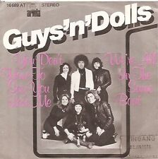 """7"""" Guys `N` Dolls You Don`t Have To Say You Love Me 70`s Ariola"""