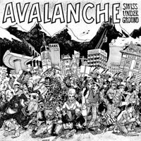 V/A - Avalanche Swiss Underground [LP][Lila Marbled]