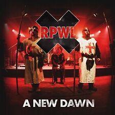 RPWL - A New Dawn [New CD] Digipack Packaging