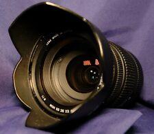 Sigma 17-50mm f/2.8 EX DC OS HSM Zoom Lens (Canon EF/EF-S mount)