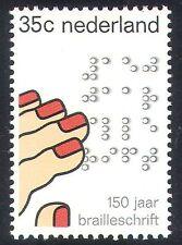 Netherlands 1975 Braille/Blind/Medical/Health/Welfare/People 1v (n39910)
