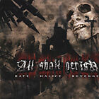All Shall Perish - Hate Malice Revenge (CD NEUF)