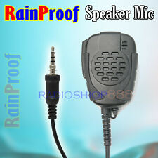 RainProof Speaker Mic for Yaesu VX 6R 7R FT-270R 277R