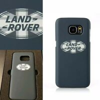 Land Rover Samsung S7 Mobile Phone Case Cover Navy Gift Boxed Presentation Box