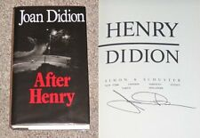 After Henry by Joan Didion