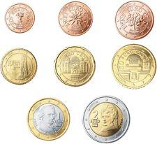 [CF9155] Austria 2017, Set Euros 8 monedas (BU)