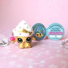 Handmade Shopkins Cupcake Queen - Season 1 Limited Edition w Custom Tag