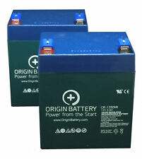 Pulse Charger Battery Replacement Kit, Also Fits Pulse Reverb / Lightning - 2 Pk