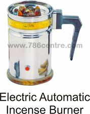 Automatic Electric Bakhoor & Incense Burner, Lubaan, Bakhur, Agarbati, Supreme
